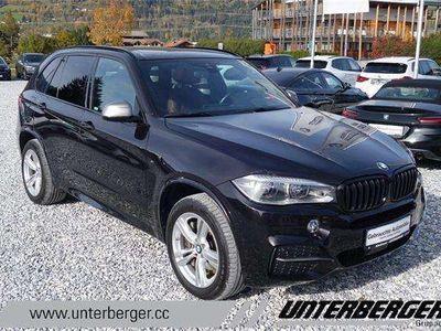 gebraucht BMW X5 M50d Aut. SUV / Geländewagen