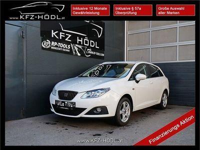 gebraucht Seat Ibiza Kombi Style TDI CR