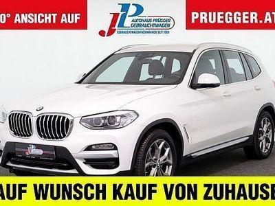 gebraucht BMW X3 xDrive 20d XLINE Automatik NAVI LED NP 61.910,-