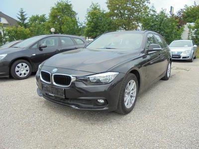 gebraucht BMW 318 d Touring Luxury Line Aut.* Navi * Luxury Line