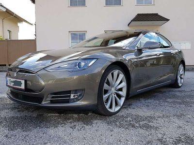 gebraucht Tesla Model S 85D mit 3 Jahren Neuwagengarantie von Limousine