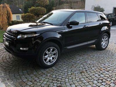 gebraucht Land Rover Range Rover evoque Pure 2,2 eD4