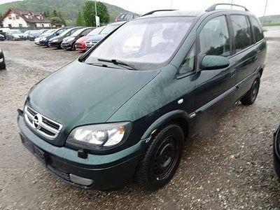 used Opel Zafira Premiumline 2,0 16V DTI