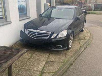 gebraucht Mercedes E350 Avantgarde BlueEfficiency CDI Aut.