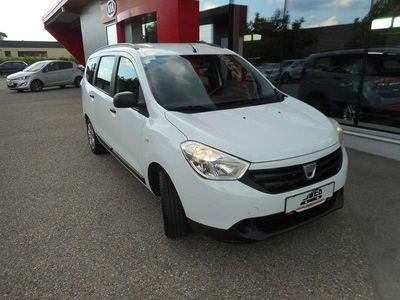 gebraucht Dacia Lodgy Ambiance 1,6 MPI 85