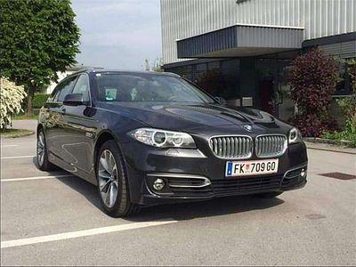 gebraucht BMW 518 5er-Reihe d TEMPOMAT+KA Kombi / Family Van