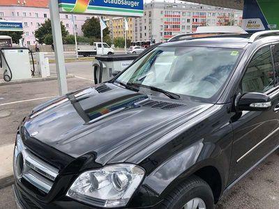 gebraucht Mercedes GL420 CDI 4matic SUV / Geländewagen