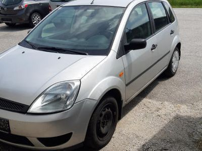 used Ford Fiesta Ambiente+ 1,4 TDCi
