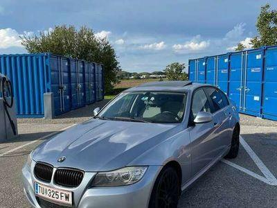 gebraucht BMW 318 3er-Reihe (E90), Schiebedach, Pioneer Anlage inkl.