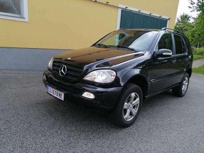 gebraucht Mercedes ML270 CDI Final Edition Aut.