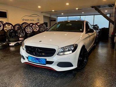 gebraucht Mercedes C200 BlueTEC A-Edition Aut. *AMG style Felgen*Navigati