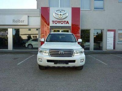 gebraucht Toyota Land Cruiser 4,5 D-4D V8 4WD Aut.