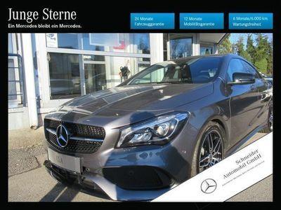 gebraucht Mercedes CLA200 CLA-Klassed Austria Edition Aut. Sportwagen / Coupé