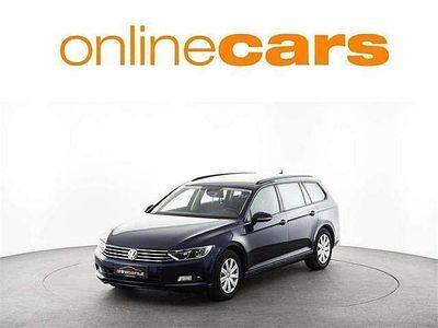 gebraucht VW Passat Variant 2,0 TDI NAVI RADAR SHZ MEGAPREIS Kombi / Family Van