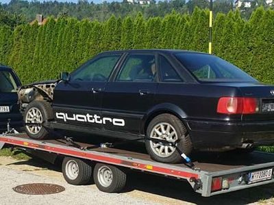 gebraucht Audi 80 2.8 E quattro Typ B4/8C Limousine