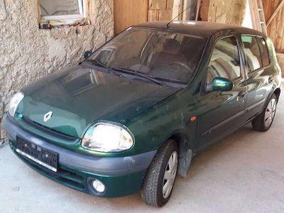 gebraucht Renault Clio 1,4 Klein-/ Kompaktwagen