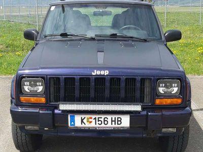 gebraucht Jeep Cherokee xj 2,5 Td SUV / Geländewagen