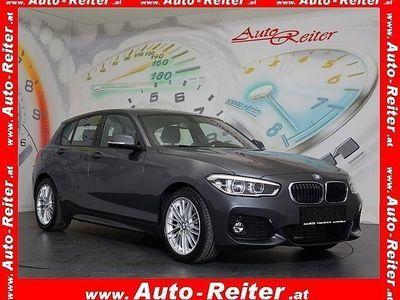 used BMW 118 i M Sport *LED, NAVI, SPORTPAKET!* NP: ~ € 36.700,