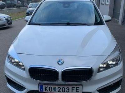gebraucht BMW 216 Gran Tourer 2er-Reihe Gran Tourer Diesel (F46) Ad
