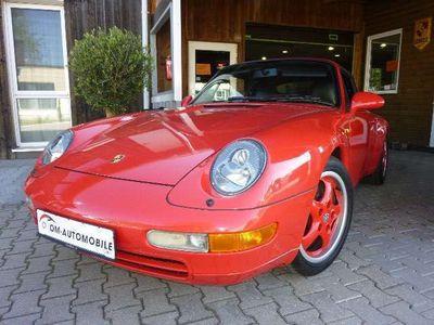 gebraucht Porsche 993 C2 Cabrio *österr.Auslieferung*