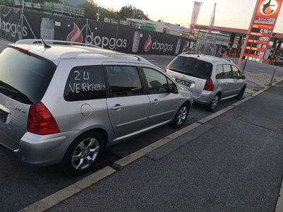 gebraucht Peugeot 307 Kombi / Family Van