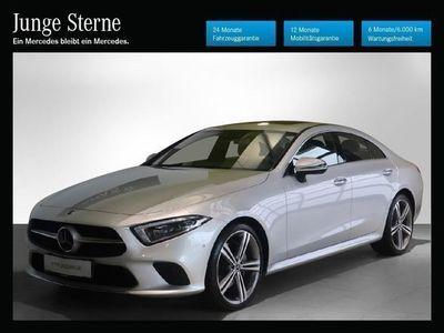 gebraucht Mercedes CLS300 d Aut.