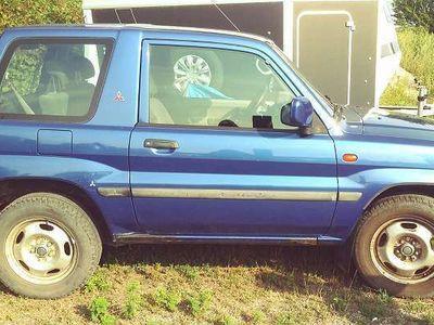 gebraucht Mitsubishi Pajero 1,8 GD SUV / Geländewagen,