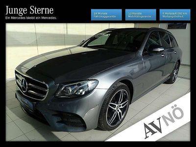 gebraucht Mercedes E220 AMG Line Aut. Air LED Navi Kamera Automati