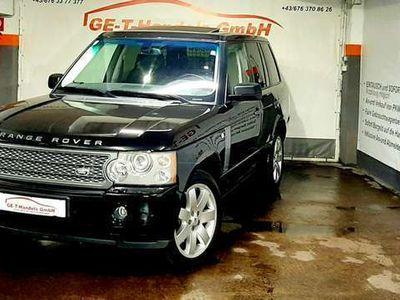 gebraucht Land Rover Range Rover 4,2 V8 Supercharged Autobiography Multim.DVD SUV / Geländewagen