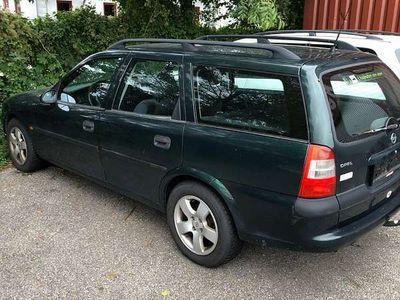 gebraucht Opel Vectra 1.6 16V Kombi / Family Van