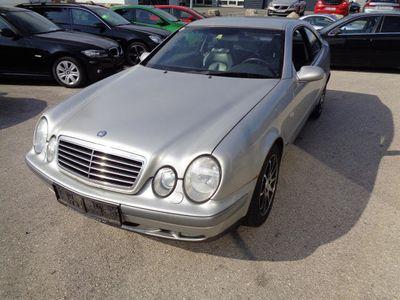 gebraucht Mercedes CLK230 Kompressor Sport Aut.