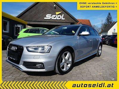 gebraucht Audi A4 Avant 2,0 TDI Ultra Intense *S-LINE+XENON*