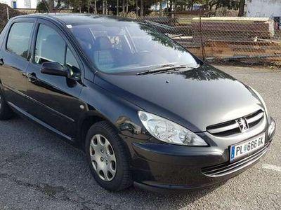 gebraucht Peugeot 307 3072.0 HDI Klein-/ Kompaktwagen