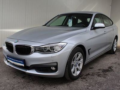 gebraucht BMW 320 Gran Turismo 3er-Reihe d xDrive Advantage Aut. Xenon N... Limousine,