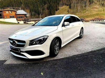 gebraucht Mercedes CLA220 Shooting Brake d 7G-DCT AMG Line