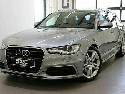 gebraucht Audi A6 Avant 3,0 TDI quattro S-tronic 2x Sline/Navi+/K...