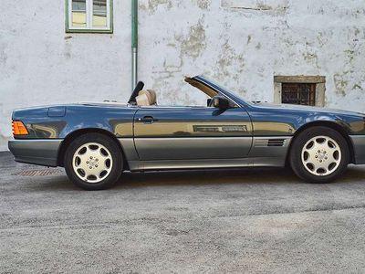 gebraucht Mercedes SL320 SL Cabrio / Roadster