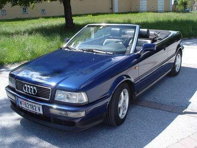 gebraucht Audi Cabriolet 1,8