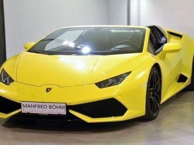 gebraucht Lamborghini Huracán HuracánSypder MY-2018 ! Sonderfarbe !