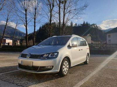 gebraucht VW Sharan Sky BMT 2,0 TDI DPF DSG