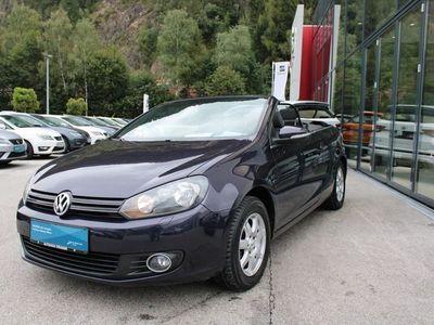gebraucht VW Golf Cabriolet BMT TDI