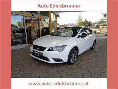 gebraucht Seat Leon Salsa 1,6 TDI CR Start-Stopp**NAVI*LED** Limousine