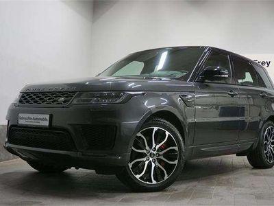 gebraucht Land Rover Range Rover Sport 2,0 Si4 PHEV Plug-in Hybrid H... SUV / Geländewagen