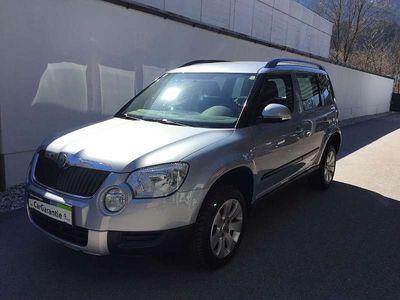 gebraucht Skoda Yeti 4x4 Ambition A 2,0 TDI CR DPF SUV / Geländewagen,