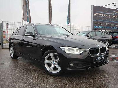gebraucht BMW 316 3er-Reihe d Touring Aut.|LED|Alarm|Tempomat|PDC,... Kombi / Family Van