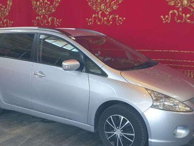 gebraucht Mitsubishi Grandis Jubiläumsmodell 2,0 DI-D