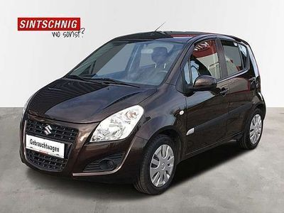 gebraucht Suzuki Splash 1,0 GLS special Kombi / Family Van