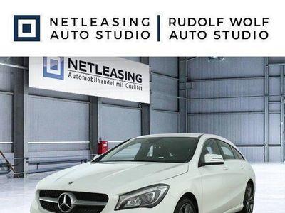gebraucht Mercedes CLA180 Shooting Brake Urban+Standheizung+LED High+Kam.+Navi