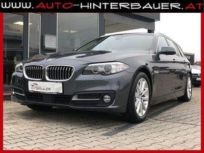 gebraucht BMW 520 d Premium Edition Aut. *Navi*Leder*Komfortsitze*LN