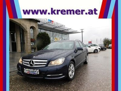 gebraucht Mercedes C220 T CDI A-Edition plus BlueEfficiency